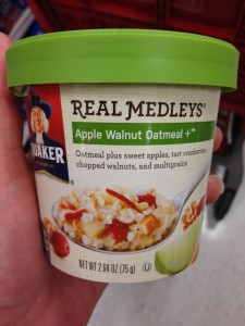 These little oatmeal cups - usual price $1.79 ea