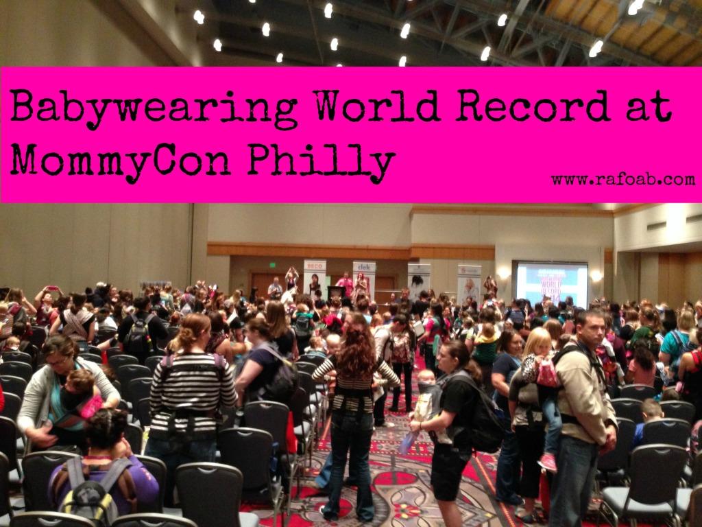 babywearingworldrecord