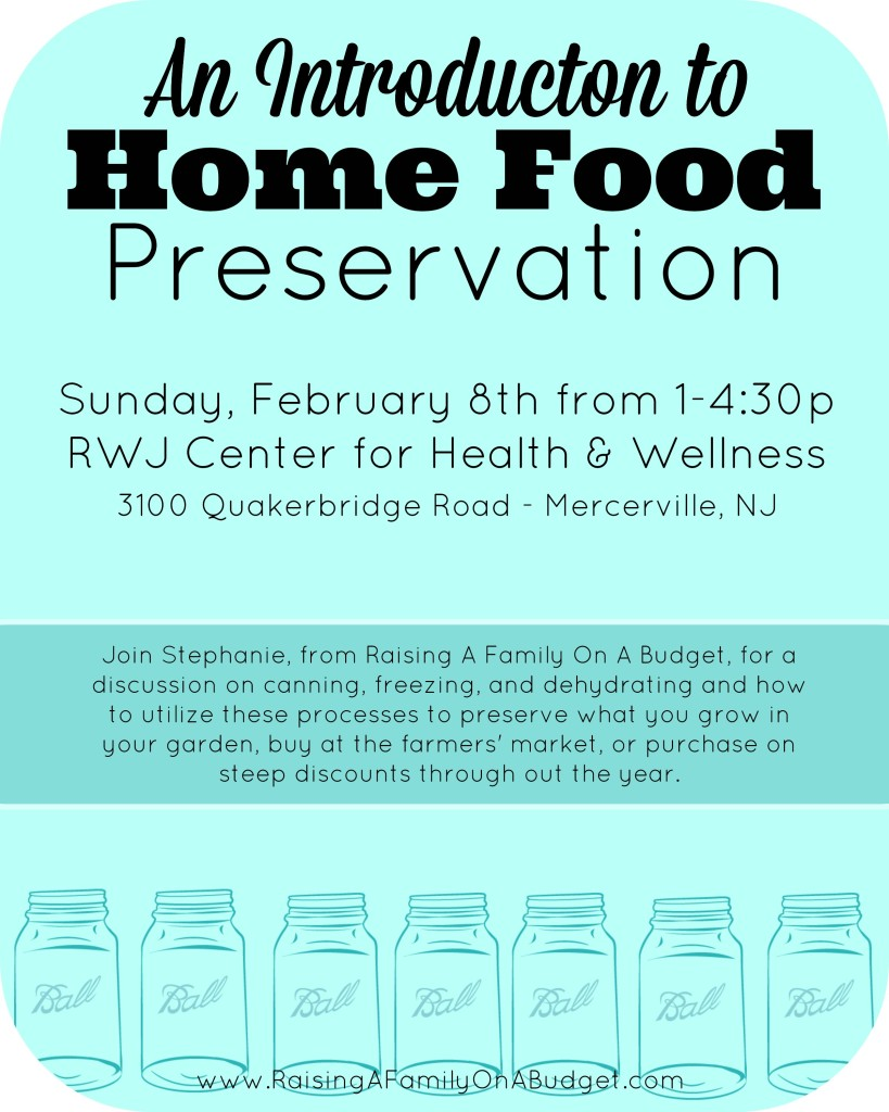 An Intro To Home Food Preservation