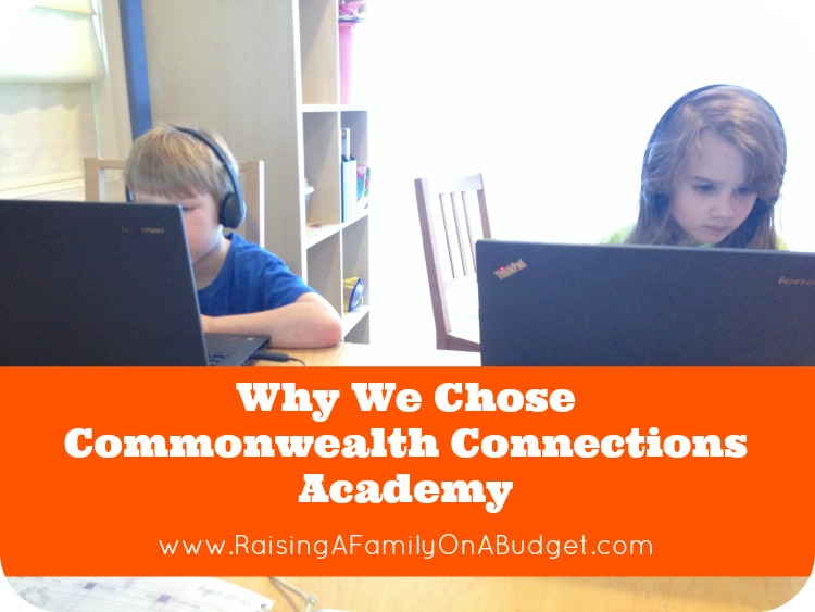 Why We Chose Commonwealth Connections Academy